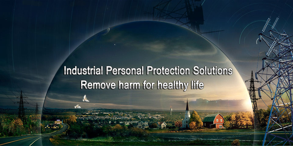 Industrial Personal Protection Solutions, Remove harm for healthy life